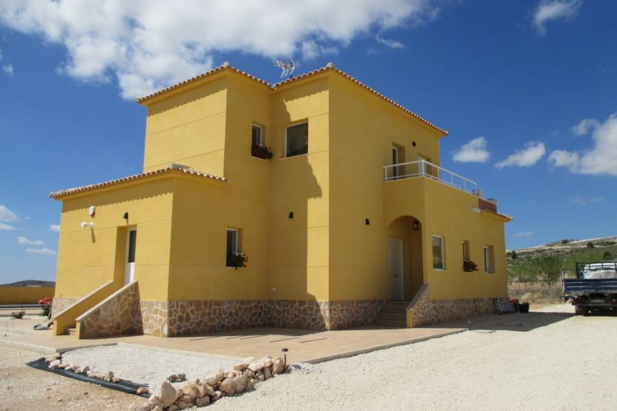 New Build - Country house - Pinoso
