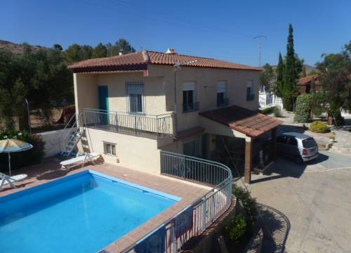 Country house - Re-sale - Hondon De Los Frailes - Countryside