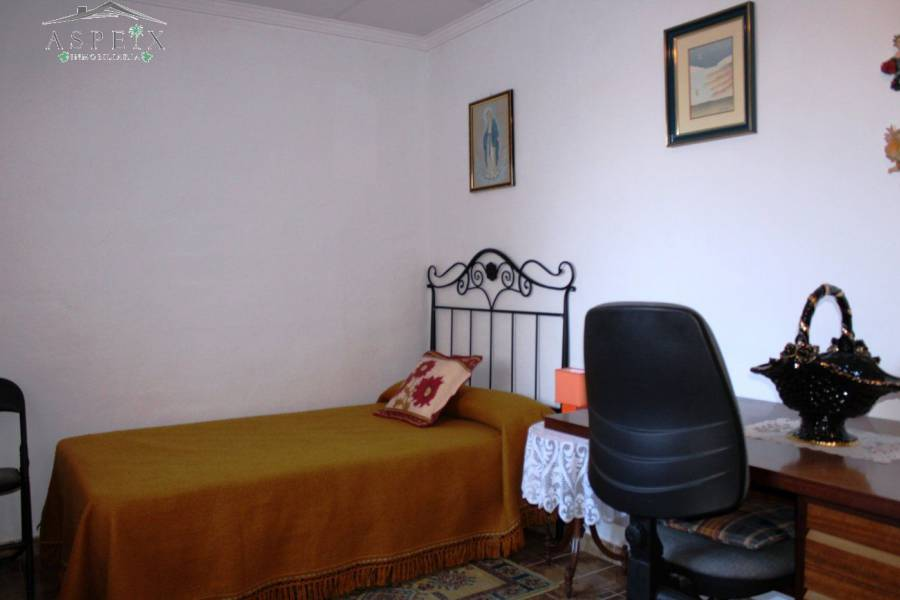 Re-sale - Villa - Aspe - Serranica