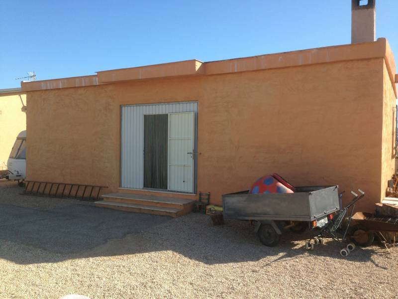 Re-sale - Wooden house - Aspe pedanias - Carrasca