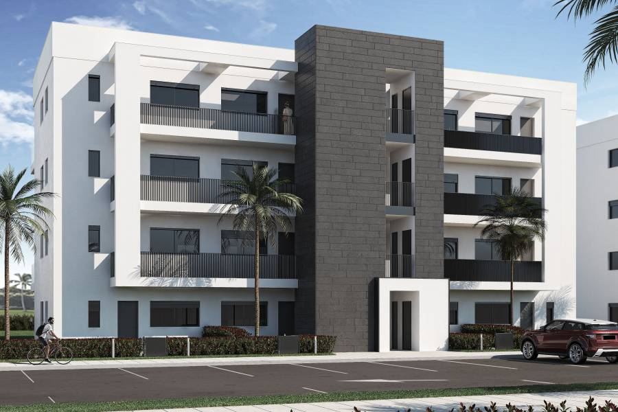 New Build - Apartment - Alhama de Murcia