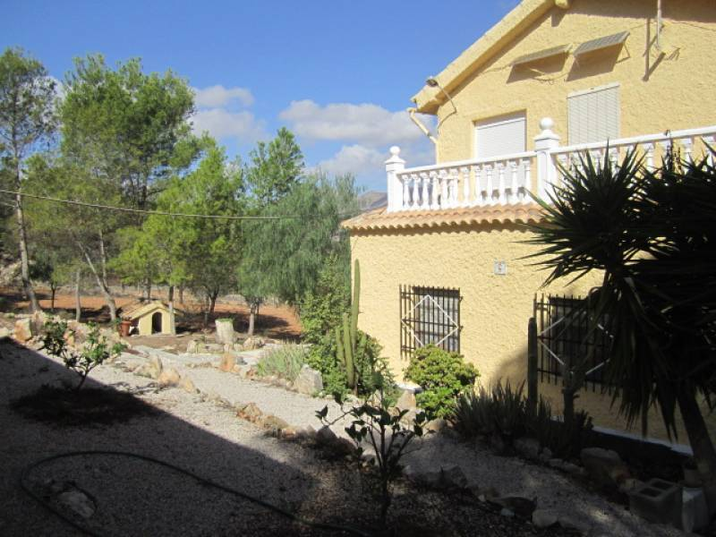 Re-sale - Country house - Hondon De Las Nieves - LA CANALOSA