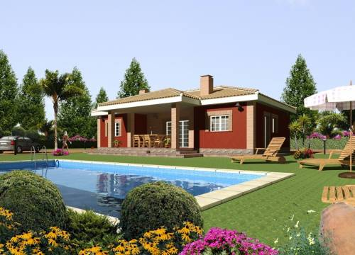 Country house - New Build - Pinoso - Pinoso