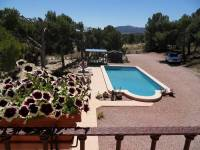 Re-sale - Villa - Pinoso