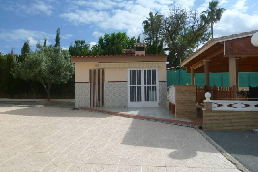 Re-sale - Country house - Rebolledo