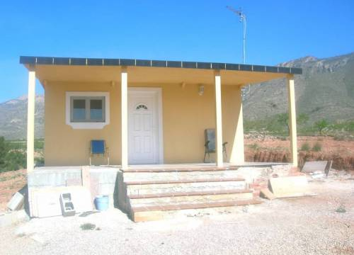 Wooden house - Re-sale - Hondon De Las Nieves - canalosa