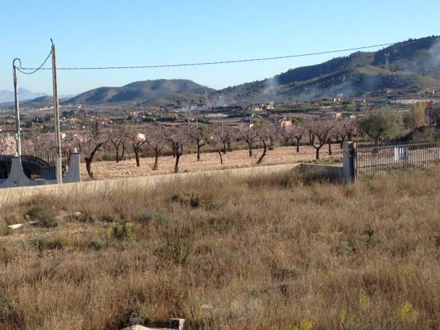 Re-sale - Plot - Hondon De Los Frailes