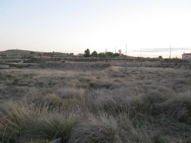 Re-sale - Country land - Aspe