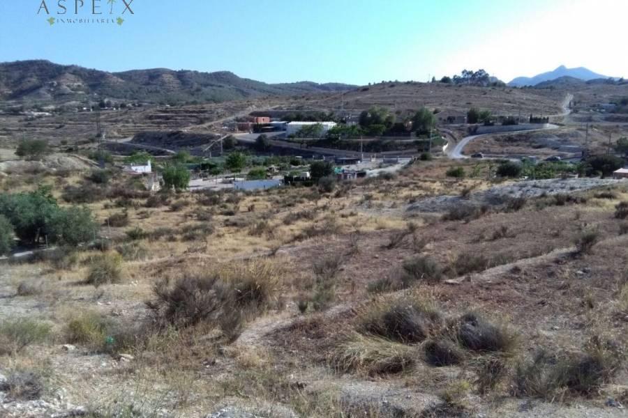 Re-sale » Country land » Aspe » Uchel