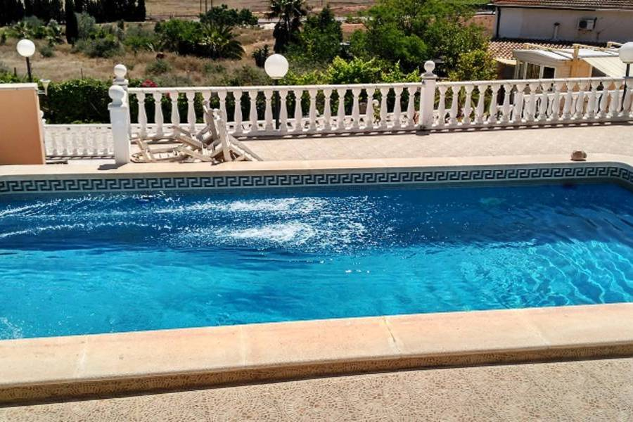 Re-sale - Villa - Hondon De Las Nieves - ALGUASTA