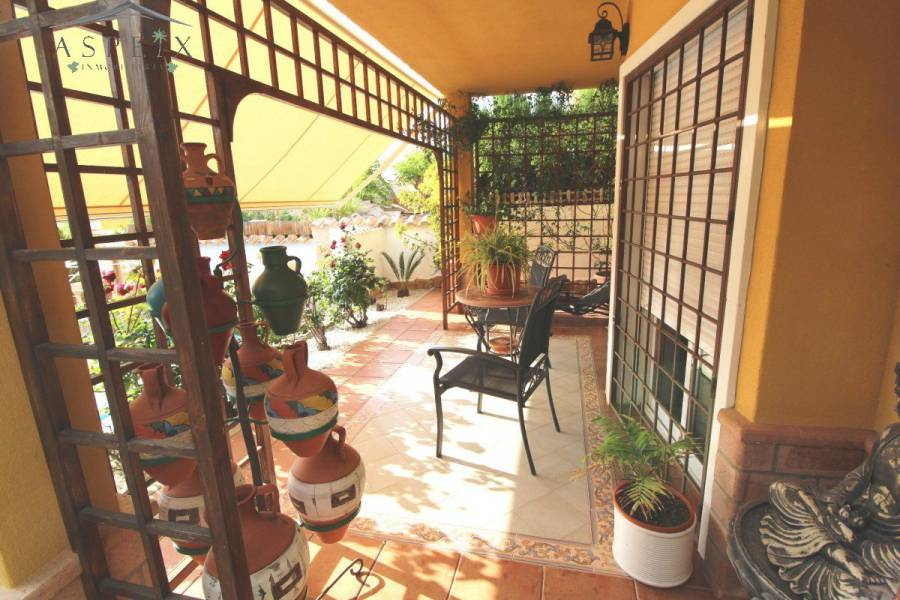 Re-sale - Villa - Aspe pedanias - Montesol