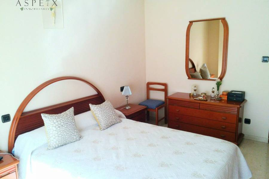 Re-sale - Apartment - Aspe