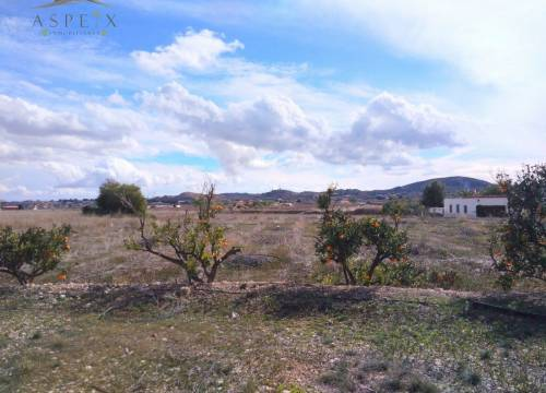 Villa - Re-sale - Aspe pedanias - Crtra hondon de las nieves