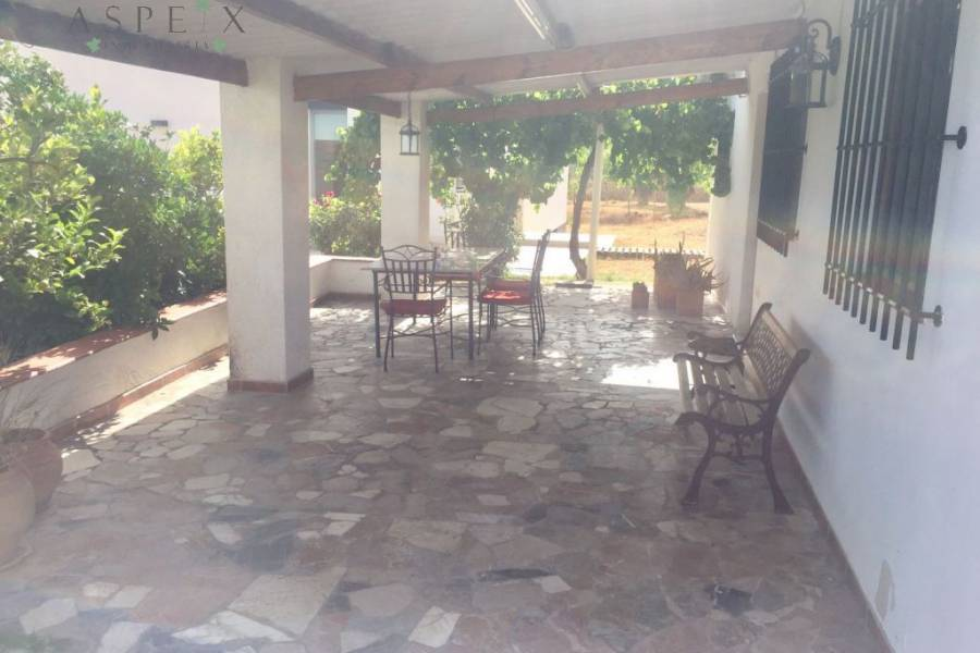 Re-sale - Country house - Novelda