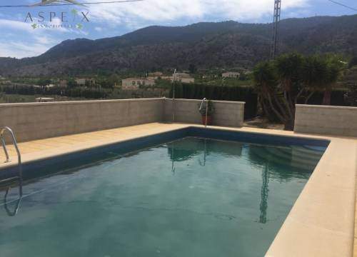 Country house - Re-sale - Hondon De Las Nieves - Hondon De Las Nieves