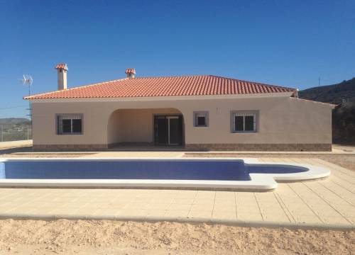 Country house - New Build - Hondon De Las Nieves - Hondon De Las Nieves