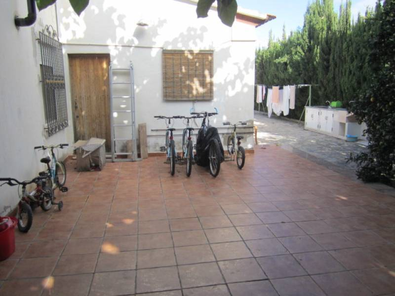 Re-sale - Villa - Novelda