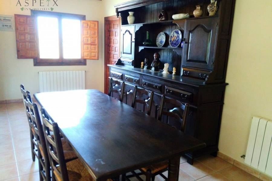Re-sale - Villa - Aspe pedanias - Crtra hondon de las nieves