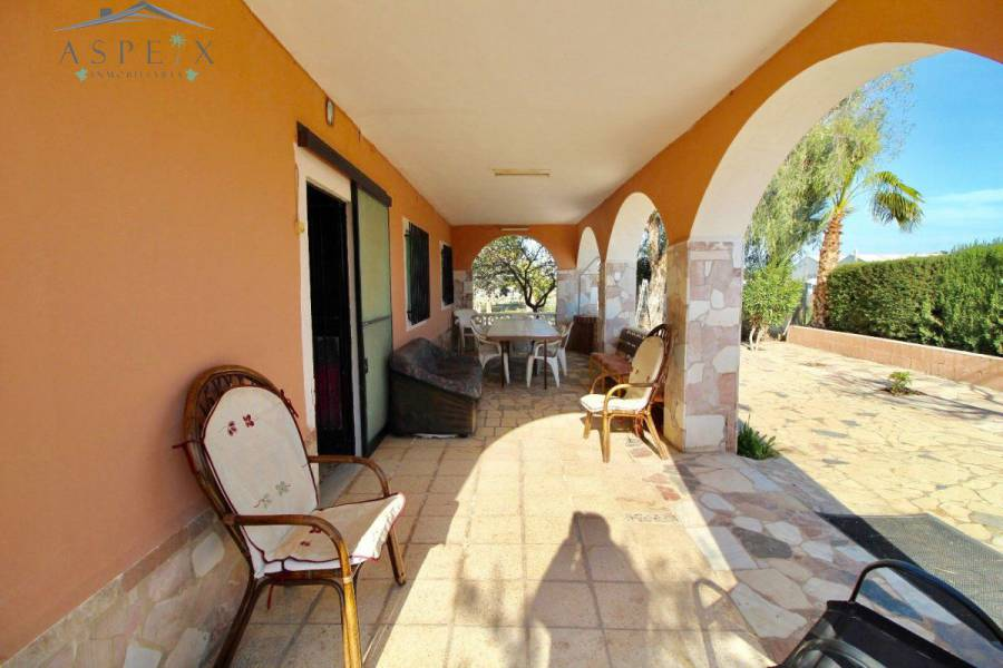 Re-sale - Villa - Monforte Del Cid - PATIDA WALAIG