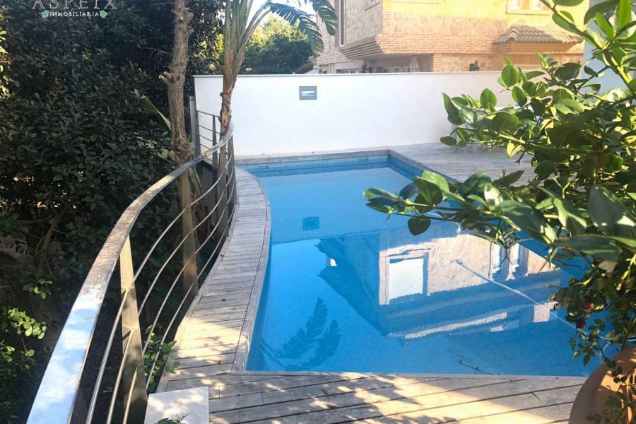 Re-sale - Villa - San Juan Alicante - Nacional 322