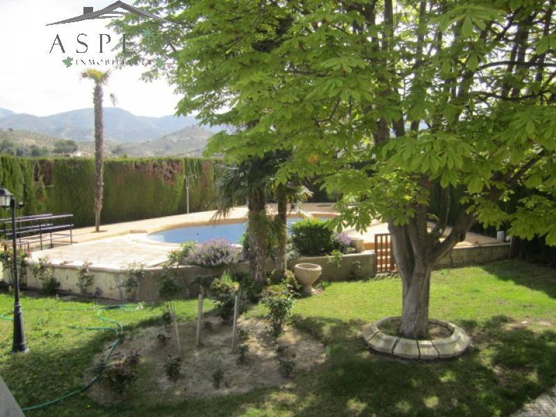 Re-sale - Villa - Petrer - Loma badá