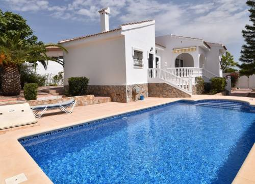 Villa - Re-sale - Quesada-Rojales - Quesada-Rojales