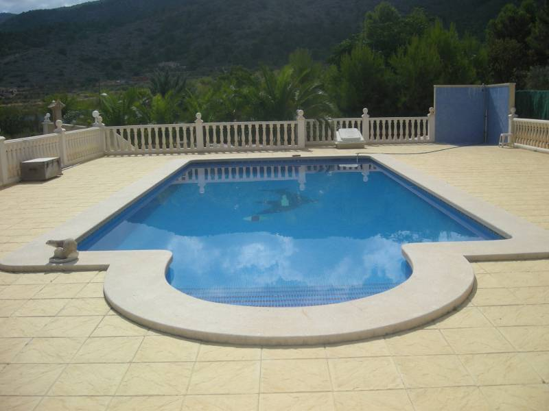 Re-sale - Villa - Hondon De Las Nieves - BAYON