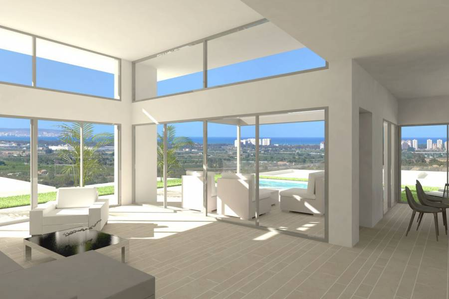 New Build - Villa - Quesada-Rojales