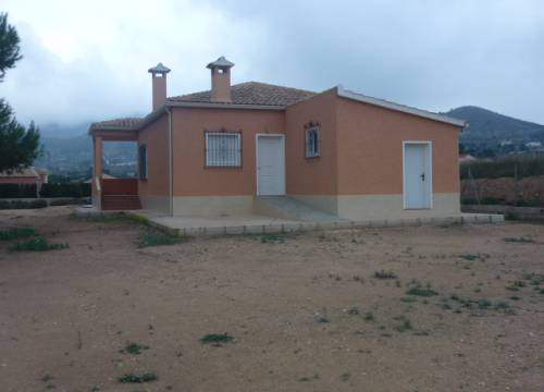 Country house - Re-sale - Hondon De Los Frailes - Hondon De Los Frailes