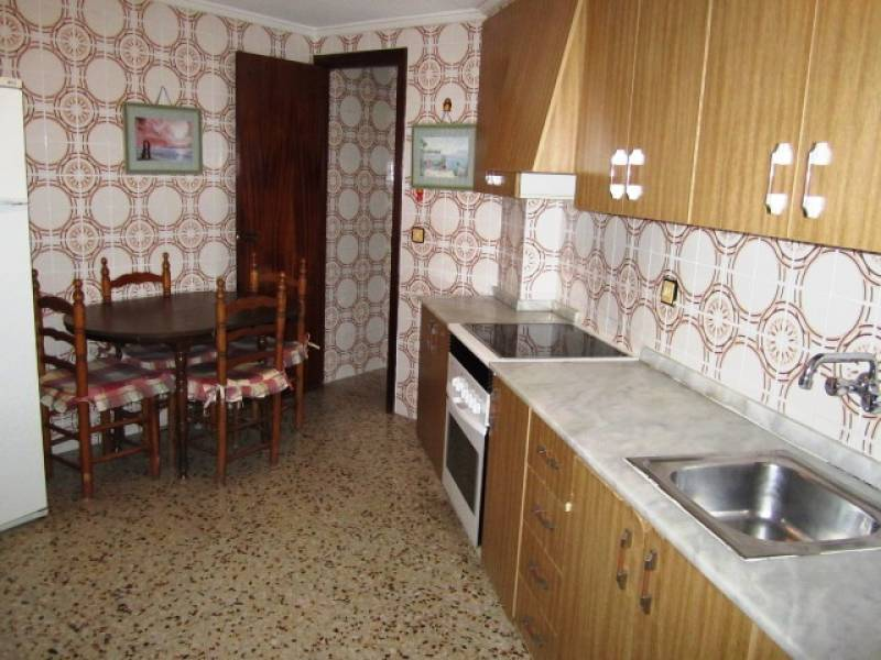 Re-sale - Apartment - Aspe - Prosperidad