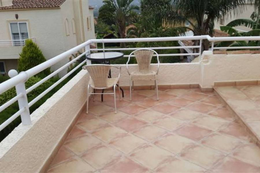 Re-sale - Villa - Benidorm