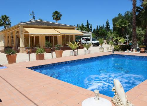Villa - Re-sale - Elche - Elche