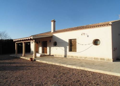 Country house - Re-sale - Pinoso - Pinoso